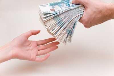 Выдача кредитов