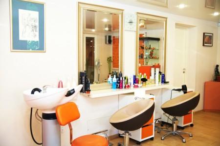 Рабочее место начинающего парикмахера