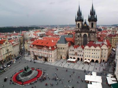 Туристический бизнес в Чехии