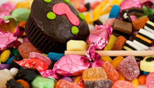 Открытие магазина сладостей