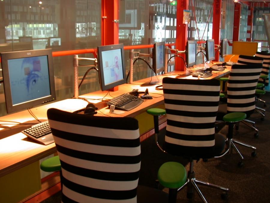 Интернет кафе как бизнес