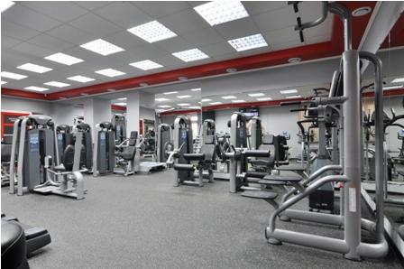 Оборудование фитнес клуба