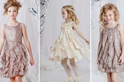 Праздничные наряды для девочек