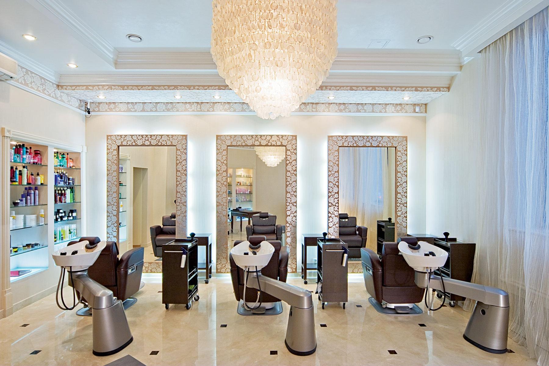 Салон красоты в Москве