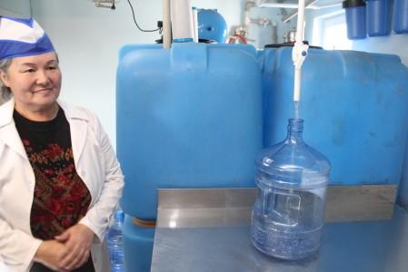 Цистерны питевой воды