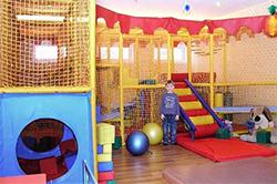 Мягкая игровая комната