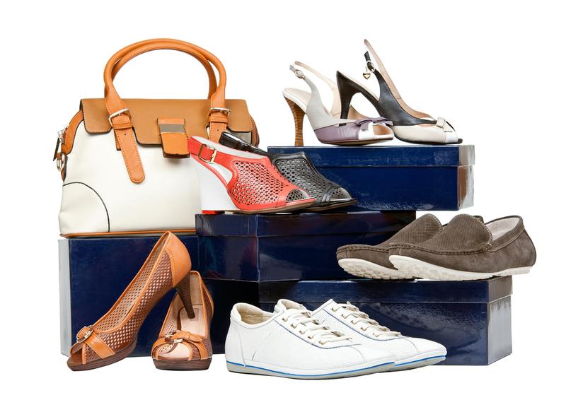 Ассортимент магазина обуви