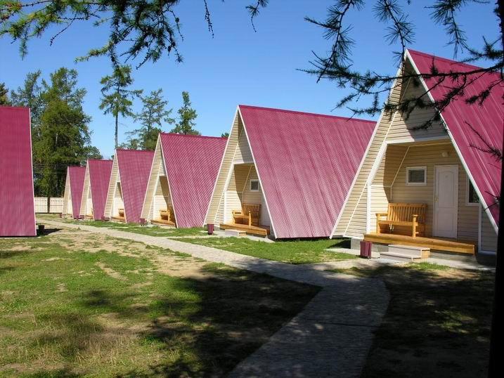 База отдыха в России