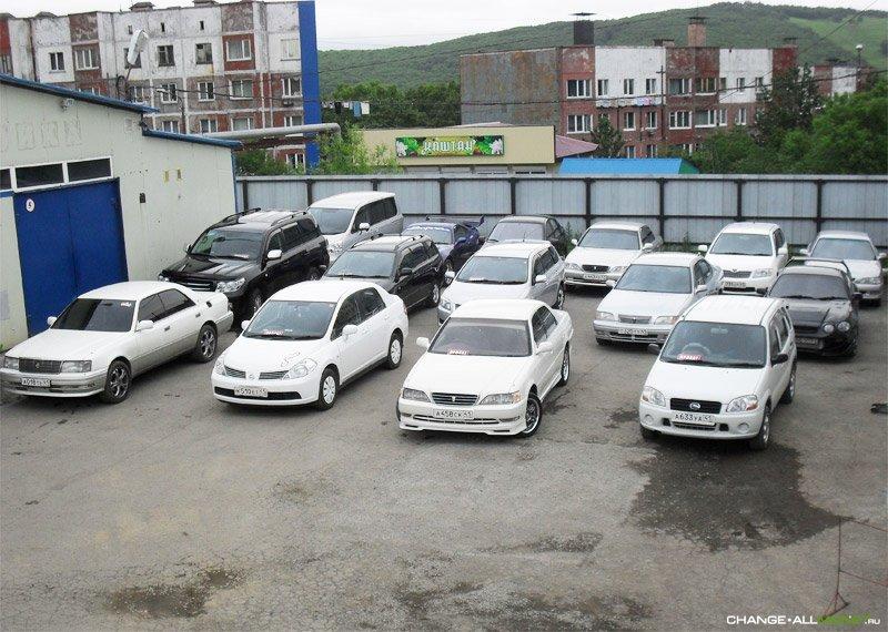 Салон проката автомобилей