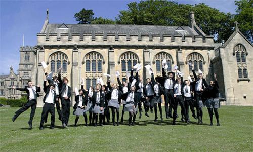 Открытие частной школы