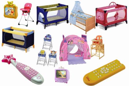 Для детских товаров необходимо санэпидзаключение