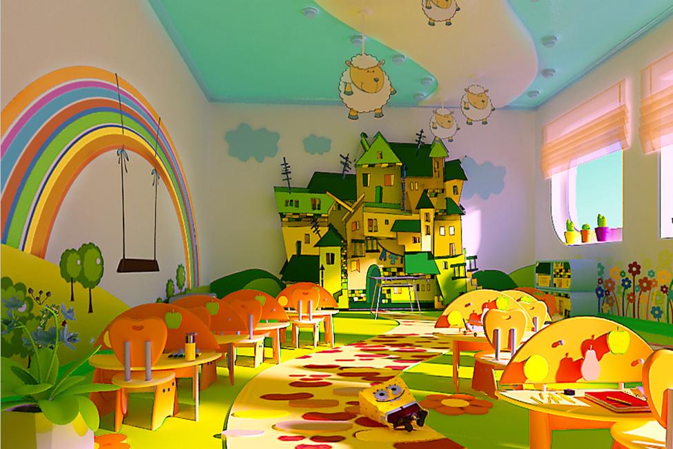 Открытие детского кафе как бизнес