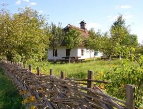 Дом для агротуризма