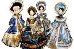 Изготовление кукол ручной работы