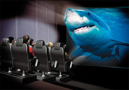 Кинотеатр 3D