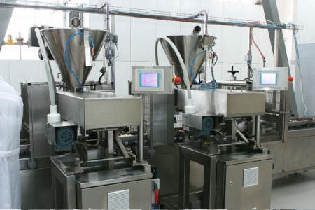 Оборудование для кондитерской фабрики