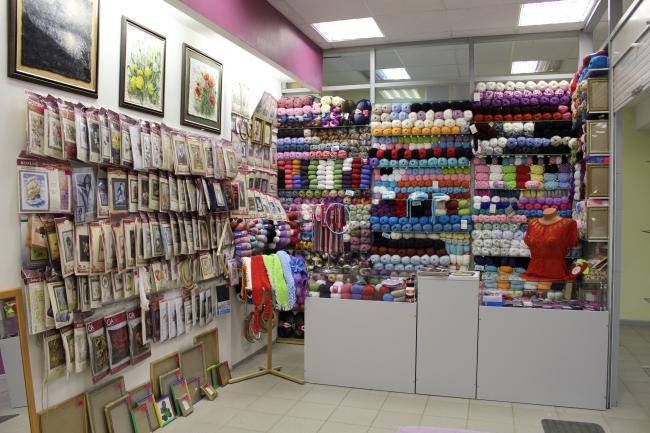Пошаговое открытие магазина швейной фурнитуры