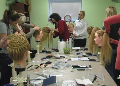 Квалифицированный персонал салона-парикмахерской