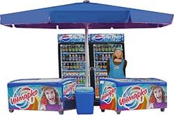 Мороженое на колесах