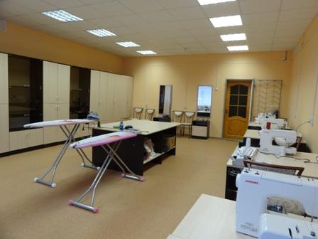 Оборудование швейной мастерской