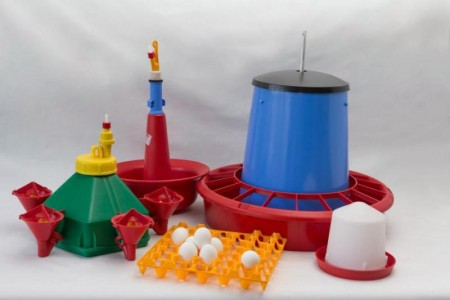 Оборудование для птицеводства, кормушки, поилки