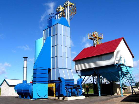 Комплекс по обработке зерна