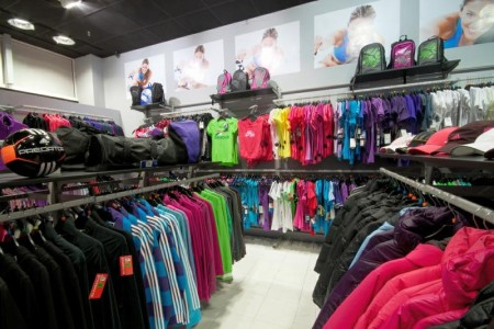 Магазин оптовой одежды для школьников
