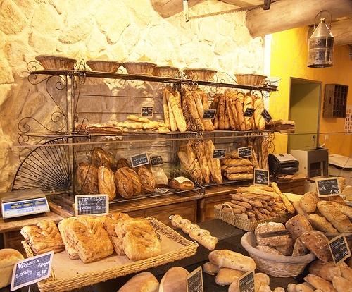 Мини-пекарня.