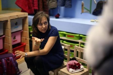 Подбор персонала для детского сада