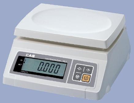 Весы для взвешивания полуфабрикатов