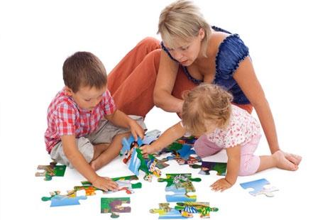 Организация развлечений для детей