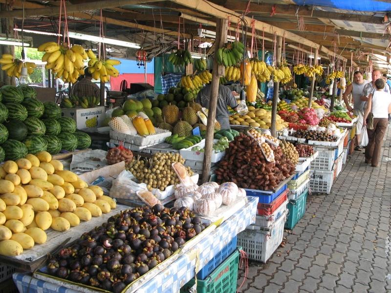 Овощной и фруктовый бизнес