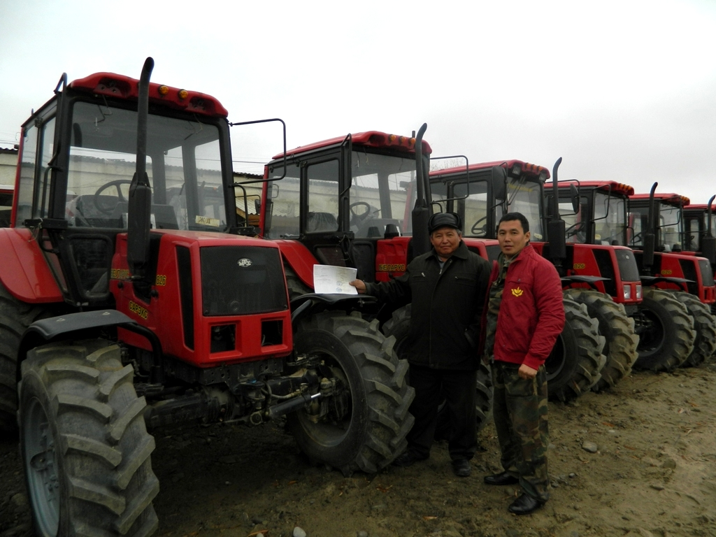 Сельскохозяйственный бизнес