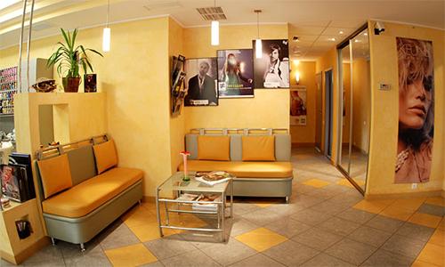 Дизайн интерьера спа-салона