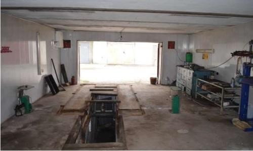 СТО в гараже