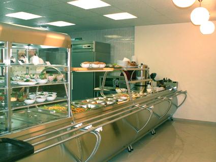 Организация питания на базе отдыха