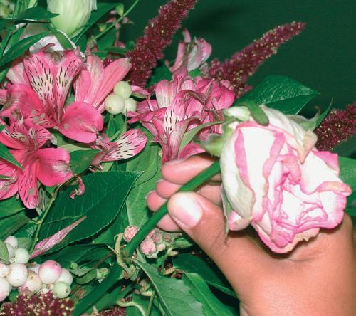 Цветы - это хрупкий и привередливый товар