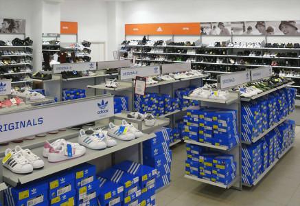 Фирменный Дисконт Центр «Adidas»