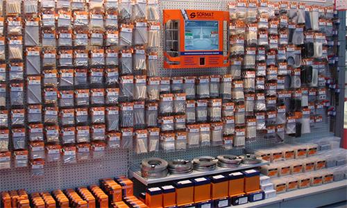 Магазин крепежных изделий