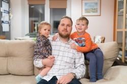 Курсы по уходу за детьми для отцов