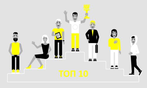 Топ-10 молодых предпринимателей России
