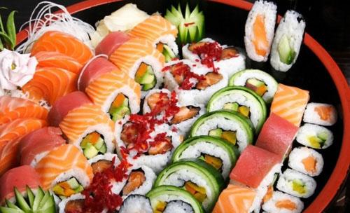 Бизнес на суши