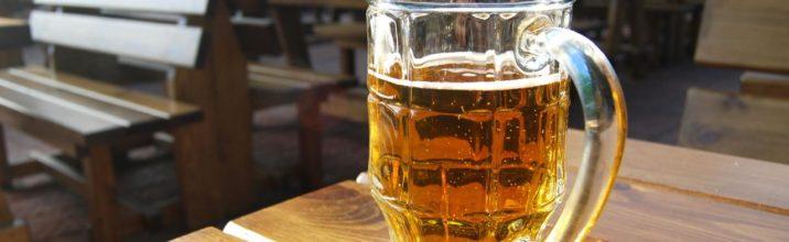 Местные органы о пиве