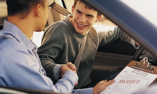 Экзамены в автошколе