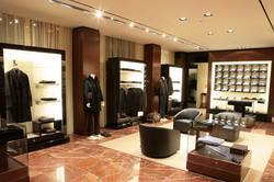 Магазин мужской модной одежды