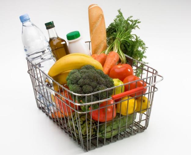 Товар для продуктового киоска