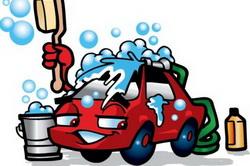 Реклама автомойки
