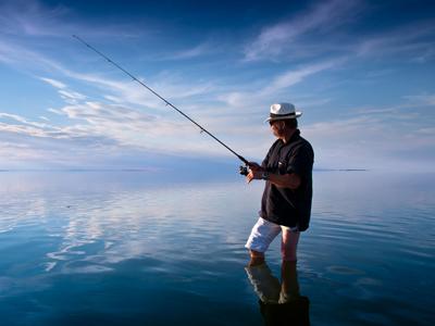 Рыбалка — самое популярное хобби