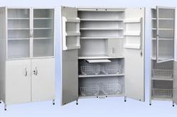 Шкафы под инструменты и препараты