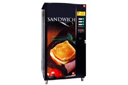 Вендинговый автомат с бутербродами
